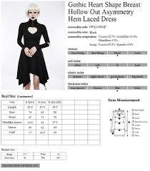 Romance Couture Size Chart Punk Rave Dead Romance Dress