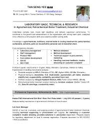 Ideas Collection Jobstreet Resume Sample With Cover Letter Sample