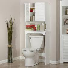 Over The Toilet Bathroom Shelves Bathroom Cabinets Above Toilet Toilet Etagere Commode Shelves