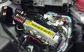 i left the gps plugged in overnight and drained the battery on my 2011 toyota corolla interior fuse box diagram at 2010 Toyota Corolla Fuse Box