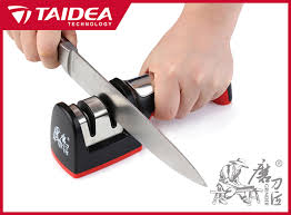 Sharpening Kitchen Knives