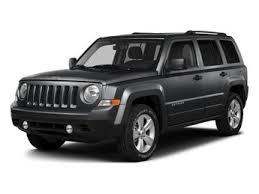 2018 granite crystal metallic clearcoat jeep patriot laude suv 4x4 4 door automatic regular unleaded i