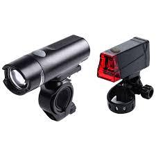 #Free Shipping# Bicycle <b>headlights</b> taillight set <b>LED strong light</b> ...