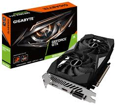<b>Видеокарта GIGABYTE GeForce GTX</b> 1650 SUPER 1755MHz PCI ...