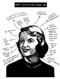 best sylvia plath images writers author and  what sylvia plath taught me love her poetry and books just not so much