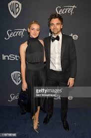 Katelyn Tarver and Drew Tarver attend The 2020 InStyle And Warner ...
