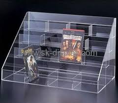 Dvd Display Stands Best Counter Top CD DVD Display Holder CD32