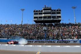Ism Connect Phoenix Raceway Much More Than Naming Rights Deal