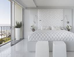 Shiny White Bedroom Furniture Mocha And White Bedroom