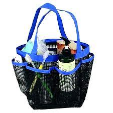 gym shower caddy bag travel cads bath storage bags quick dry hanging mesh mens gym shower caddy