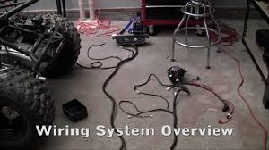 how to build a go kart 23 wiring overview