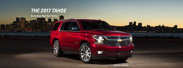 2017 Tahoe Full Size SUV at Chevrolet Cadillac of Santa Fe. www ...
