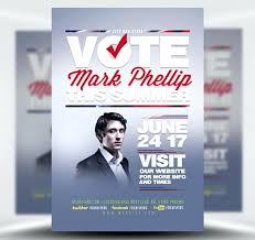 Free Election Campaign Flyer Template Political Flyer Template Political Flyer Template Free Design