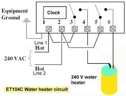 wiring diagram for intermatic timer the wiring diagram how to wire intermatic et series timer wiring diagram