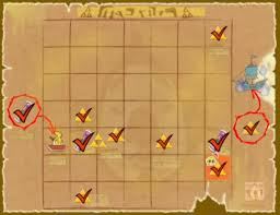 Wind Waker Ghost Ship Chart The Legend Of Zelda Wind Waker Hd Triforce Quest Guide