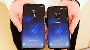 Samsung S8 ve S8+'ı bugün satışa çıkardı