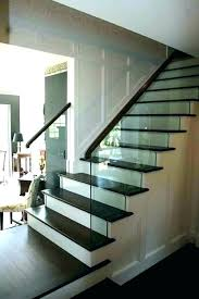 replace stair railing. Home Stair Railing Replace Replacing Rails Rail Replacement Staircase Contemporary Cost Install .