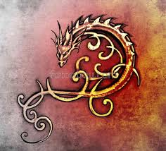 фотообои дракон