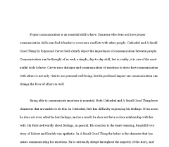 analysis essay cathedral an analysis of raymond carvers cathedral scribd
