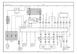 2001 toyota tundra wiring diagram radio wiring diagram for 2001 2001 toyota tundra wiring diagram repair guides overall electrical wiring diagram 2004 overall