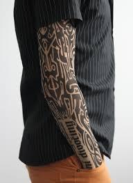 Tetovací Rukáv Divočiny 690 Parochne Priceskysk