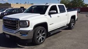 2018 gmc kodiak. fine 2018 2018 gmc sierra 1500 sle 4wd crew cab 22 inch wheels kodiak z71 white  oshawa on stock 180062 in gmc kodiak d