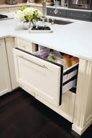 Made To Fit Your Mini Fridge For A Seamless Design Kitchen