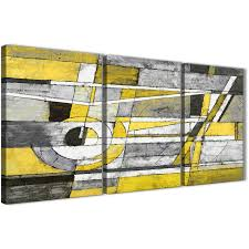 canvas yellow canvas wall art unbelievable panel yellow grey painting office canvas decor abstract for wall