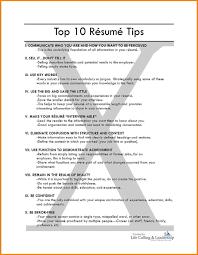 Resume Formatting Tips Top Ten Resume Tips Templateszigyco Resume Formatting Tips Best 2