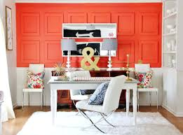 colorful home office. Remarkable Outstanding Minimalist Office Colorful Home Ideas: Full Size O