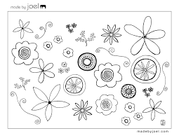 early play templates flower templates free free coloring pages 6 free weekly schedule templates for word 18 templates coloring on word template weekly schedule