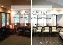 dental office interior. Dental Office Design Ideas Before After Renovation Handmade Interior N