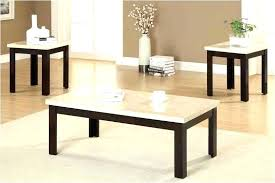 marble end table set faux marble coffee table set inspirational marble coffee table and end tables