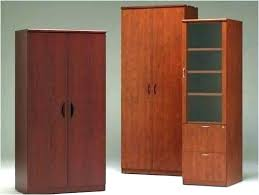 wood office cabinets. Office Wood Storage Cabinets And  Shelves Cabinet With Door Appealing Wood Office Cabinets D