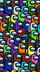 Among Us iPhone Wallpapers