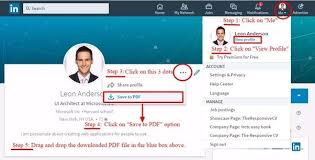 How To Download My Resume From Linkedin Quora