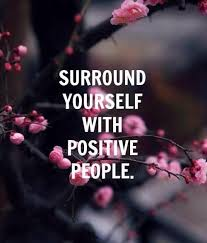 Positive People Quotes Extraordinary Surround Yourself With Positive People MoveMe Quotes
