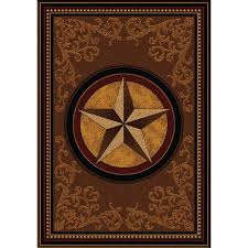 texas star area rugs rustic