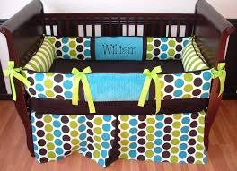mind blowing baby nursery room decoration using customized baby bedding adorable picture of uni baby