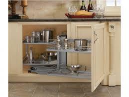 Corner Shelves On Kitchen Cabinets Blind Corner Kitchen Kitchen