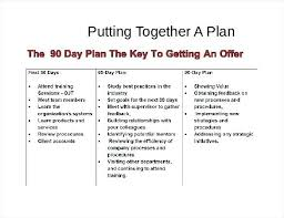 Free 30 60 90 Day Sales Plan Template Download Or Day Action Plan