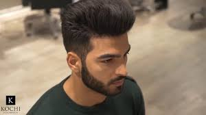 Hair Style With Volume big volume quiff mens haircut and hairstyle 2017 youtube 3697 by wearticles.com