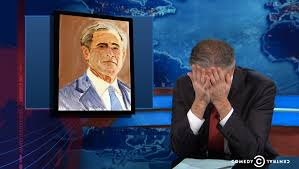 must see morning clip george w bush returns to public life with bad paintings salon com