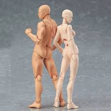 Search over 100,000 characters using visible traits like hair color, eye color, hair length, age, and gender on anime characters database. 15cm Anime Archetype Pvc Action Figure Human Body Joints Male Female Lover Nude Movable Dolls Models Collections Wish
