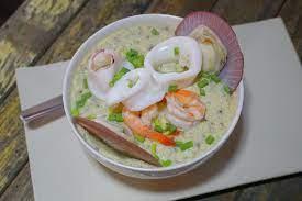 ไข่ตุ๋นทะเล ร้าน เกาะหมากซีฟู๊ด - Wongnai
