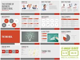 Universal Pitch Deck Two Powerpoint Template On Behance