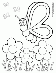 Small Picture Coloring Pages Spring Flowers Coloring Pages Printable