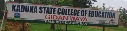 Kaduna State Job vacancies at Kaduna State College Of Education Gidan-waya