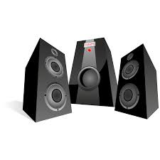 dj speaker png. speakers in perspective dj speaker png