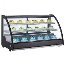 mdc201 48 refrigerated countertop display case